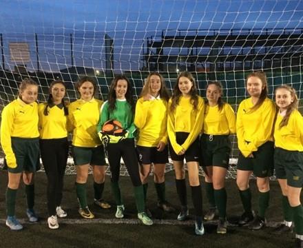 Y10 Girls Football 20.11.19