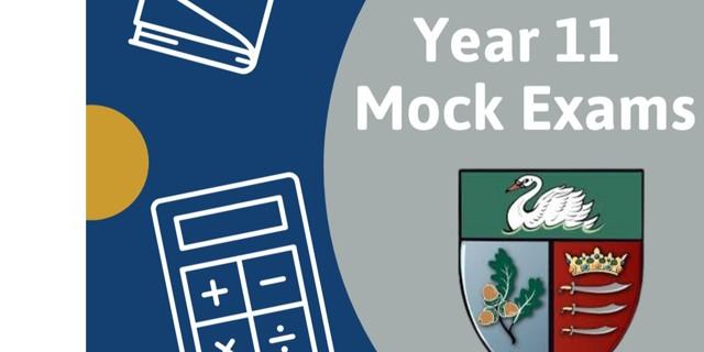 Year 11 mock exams, 4th-16th December