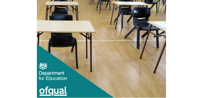 Consultation on the assessment of GCSE, AS and A level grades summer 2021