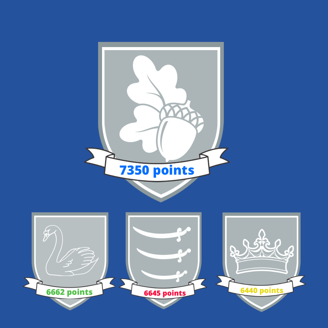 House points May 21